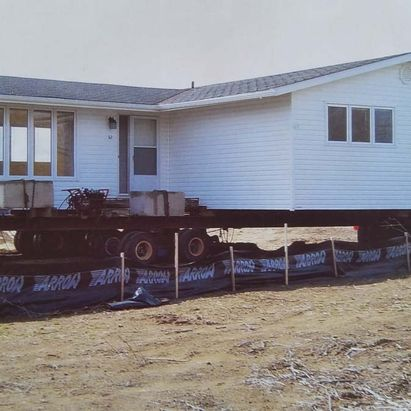 Joseph McDonald Jr House Moving & Construction Ltd - 06