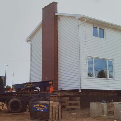 Joseph McDonald Jr House Moving & Construction Ltd - 23