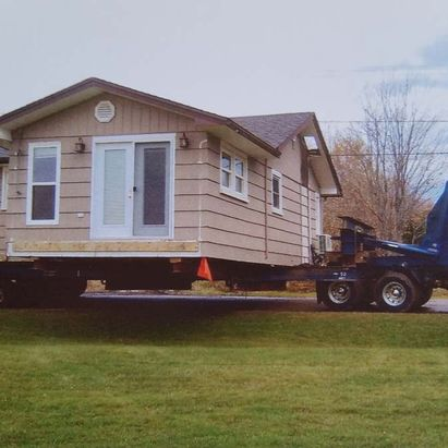 Joseph McDonald Jr House Moving & Construction Ltd - 34