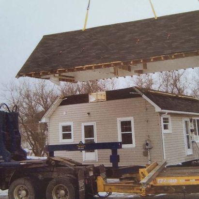 Joseph McDonald Jr House Moving & Construction Ltd - 38