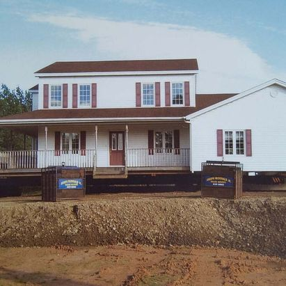 Joseph McDonald Jr House Moving & Construction Ltd - 26