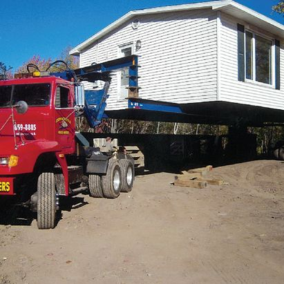 Joseph McDonald Jr House Moving & Construction Ltd - 77