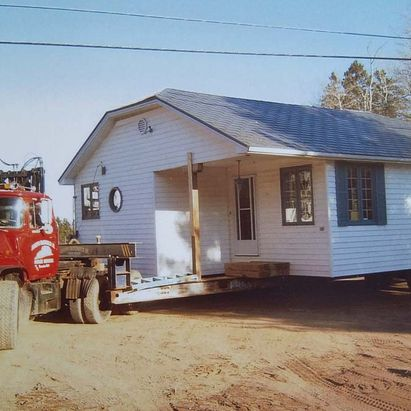 Joseph McDonald Jr House Moving & Construction Ltd - 19