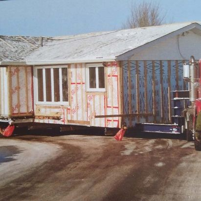 Joseph McDonald Jr House Moving & Construction Ltd - 50