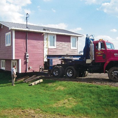 Joseph McDonald Jr House Moving & Construction Ltd - 72