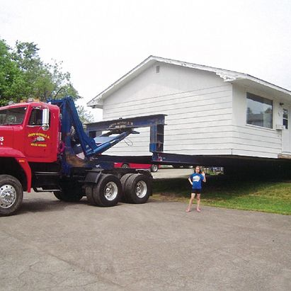 Joseph McDonald Jr House Moving & Construction Ltd - 74