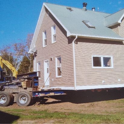 House Moving & Construction