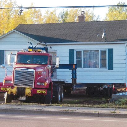 Joseph McDonald Jr House Moving & Construction Ltd - 82