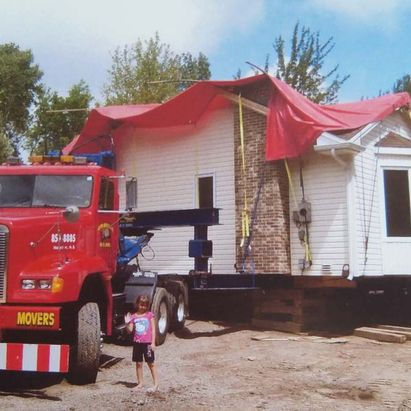 Joseph McDonald Jr House Moving & Construction Ltd - 41