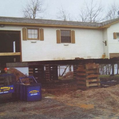 Joseph McDonald Jr House Moving & Construction Ltd - 17