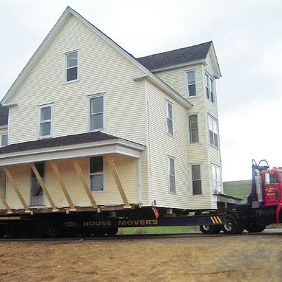 Joseph McDonald Jr House Moving & Construction Ltd - 70