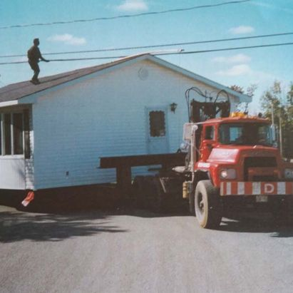 Joseph McDonald Jr House Moving & Construction Ltd - 58