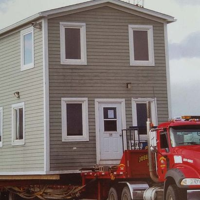 Joseph McDonald Jr House Moving & Construction Ltd - 18
