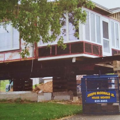 Joseph McDonald Jr House Moving & Construction Ltd - 32
