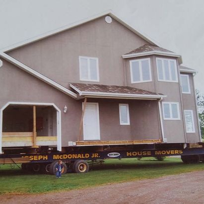 Joseph McDonald Jr House Moving & Construction Ltd - 04