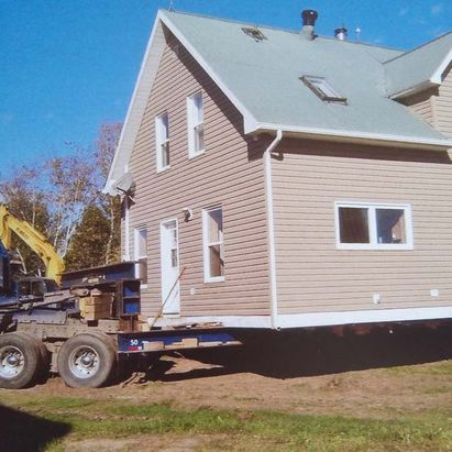 Joseph McDonald Jr House Moving & Construction Ltd - 44