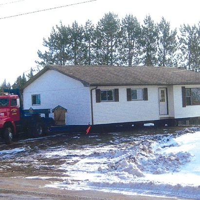 Joseph McDonald Jr House Moving & Construction Ltd - 80